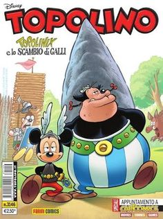Image result for mickey mouse magazine characters