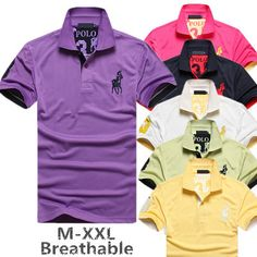 9090a231ac Find More Polo Information about polo ralph men 2015 Free Gift short sleeve  brand clothing camisa polo masculina ralphly horse camisetas polos shirts  manga ...