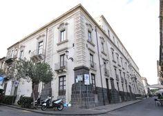 CATANIA 15/02/2016 : CONVENTO DEI CROCIFERI SEDE MUSEO EGIZIO