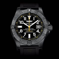#Avenger Sea Wolf from Breitling!!!! Lindo