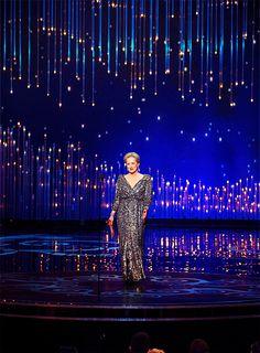Meryl Streep presenting at the 85th Annual Academy Awards