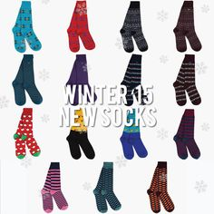 33 | The NEW Winter Socks Collection is now available! www.treinta-tres.com  #33 #wingman33 #socks #new #winter""