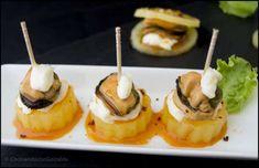 Barbacoa, Canapes, Caramel Apples, Baked Potato, Sushi, Menu, Potatoes, Baking, Health