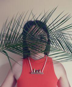W R E N & W I L S O N   .......... Fashion shoot tropical vintage