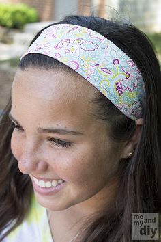 Reversible Headbands
