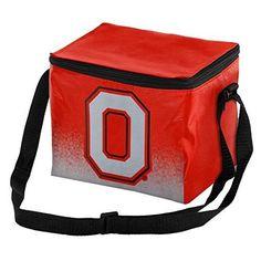 Ohio State Buckeyes NCAA 2016 Gradient 6 Pack Cooler Bag