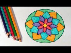 DIY: Mandala feita com CD's velhos - YouTube