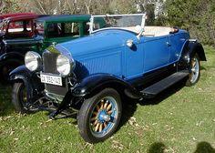 1928 Falcon Knight Roadster