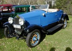 1928 Falcon Knight Roadster