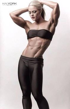 Nicole Wilkins - IFBB Figure and Fitness http://hubpages.com/sports/nicole-wilkins-ifbb-figure-fitness