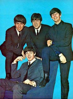 Paul, John,George,Ringo