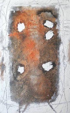 "Saatchi Art Artist Ricard Recio; Painting, ""Fear"" #art"