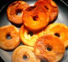 Recette - Beignets aux pommes au thermomix - Proposée par 750 grammes