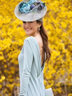 Cocktail Outfit, Cocktail Hat, Hats For Women, Clothes For Women, Wedding Guest Looks, Two Piece Jumpsuit, Fascinator Hats, Fascinators, Races Fashion