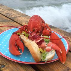 LOBSTER ROLLS with fresh Danish Lobsters Recipe:  http://foodlovestories.com/