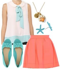 Fashion Inspiration: Melody from Disney's The Little Mermaid II – College Fashion