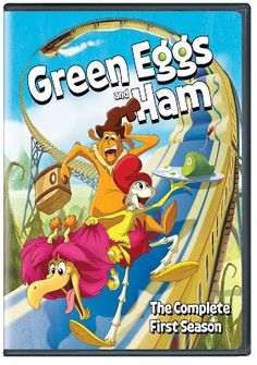 """Inspired by Savannah: Available to Own Today: """"Green Eggs and Ham: The Complete First Season"""" – Warner Bros. Home Entertainment (Review) Into The Badlands, Online Video Games, Looney Tunes Cartoons, Green Eggs And Ham, Teen Titans Go, Comedy Series, Home Entertainment, Classic Books, Warner Bros"""