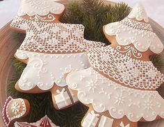 MeDada / Medovníkový Vianočný strom, biely