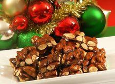 My Nonna makes the best Almond Torrone!
