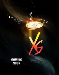 XS Energy Drink Teaser AD Design by gtl communication