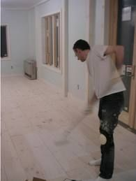 use white wash on floors -white washed furniture - Google Search