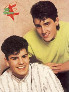 Jordan & Jonathan Knight