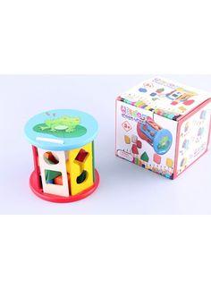 Learning Toys Ahşap Oyuncakları WSW1 Wisdom Shape Wheel Renkli | Morhipo.com