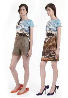 Carven 2012 Resort Collection
