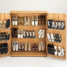маленький шкаф для обуви