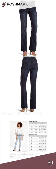 "Levi's 526 Slender Boot Cut Jeans NWOT. Levi's Slender Boot Cut Jeans. Size 30""x32"" ⭐️ ⭐️⭐️ Levi's Jeans Boot Cut"
