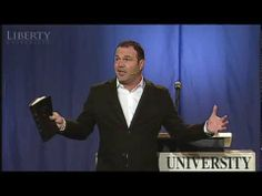 Video for Mark Driscoll - Liberty University Convocation