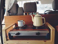 1000 images about campervan 39 s on pinterest vw t5 forum for Campervan kitchen ideas