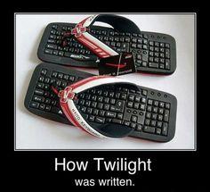 Twilight Slippers