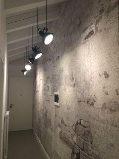 Abitazione privata #illuminazione #corridoio #LED #Lighting #Design