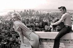 Elvis/ Marilyn