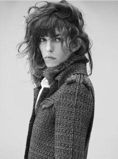 lou doillon v Gainsbourg Birkin, Serge Gainsbourg, Lou Doillon, Jane Birkin, Caroline Bessette Kennedy, Beautiful People, Beautiful Women, Vogue, Fashion Moda