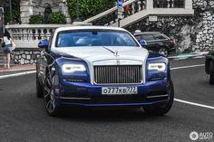 Rolls-Royce Wraith Series II 1