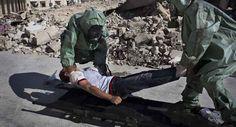 Le armi chimiche di Assad e la paralisi della comunità internazionale La #Russia è complice dei bombardamenti con gas chimici lanciati nella provincia di Idlib? Non lo sapremo mai. Probabile che a provocare le decine di morti e numerosi intossicati siano stati i caccia #assad #armichimiche #russia #usa