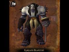 Highmaul First Boss: Kargath Bladefist Fight Mechanics