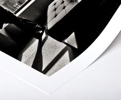 LightJet-Abzug auf Ilford Barytpapier