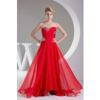 Splendid sweetheart red #promdress