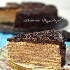 Tort Księcia Regenta (Prinzregenten-Torte)