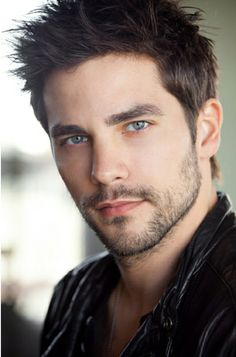 "Actor Brant David Daugherty (b. 20 AUG 1985, Madison, Ohio) - before the hideous full beard: ""Pretty Little Liars"", ""50 Shades of Gray"", ""Days of our Lives"" -15.DEC.2017 PeG"