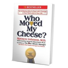 Who Moved My Cheese? by Spencer Johnson (a Dave Ramsey recommendation) Dave Ramsey Books, Dave Ramsey Plan, Reading Lists, Book Lists, One Minute Manager, Which Character Are You, Finance Books, Financial Peace, Book Study