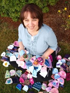 preemie hat patterns Hat Creators Area... I do this and donate them to 3eac05b6d94
