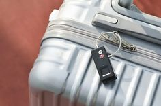The Travelock is a padlock that uses your fingerprint as the key. It has a sensor on either end that detects fingerprints in just half a second. Fingerprint Recognition, Tech Gadgets, How To Memorize Things, This Or That Questions, Personalized Items, Coupons, Travel, High Tech Gadgets, Viajes