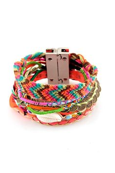 Ipanema Bracelet:LIke the colorful design