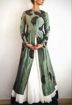Indian Attire, Indian Ethnic Wear, Indian Dresses, Indian Outfits, Dream Dress, I Dress, Anarkali, Lehenga, India Fashion