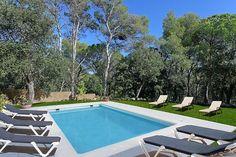 Vakantievilla Badia de Tamariu - Costa Brava, Spanje - Villa met zwembad voor 6 personen -  mail@xclusivevillas.com of bel:  0031 (0)85 401 0902