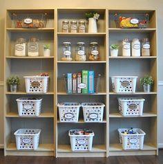 PDF: Pantry Labels, Printable Organization Labels, Pantry Organization, Kitchen Labels, Kitchen - In Kitchen Labels, Pantry Labels, Kitchen Pantry, Kitchen Ideas, Canning Labels, Pantry Ideas, Canning Recipes, Kitchen Storage, Kitchen Decor